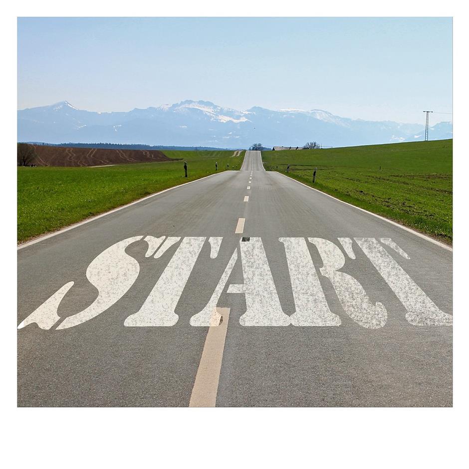 Starte auf der Straße in deine Zukunft