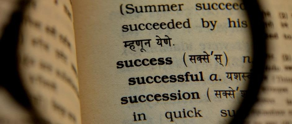 Success im Wörterbuch