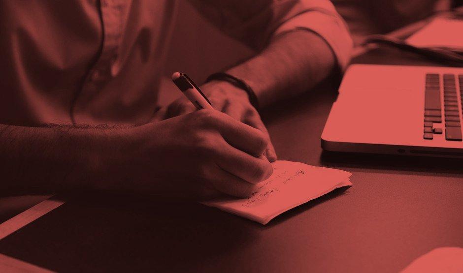 Keyword Recherche und Strukturierung