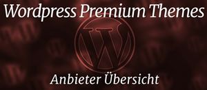 Wordpress Premium Themes Anbieter - Sidebar
