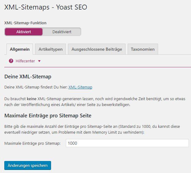 Google Xml Sitemap: Google & Deine Nischenseite Werden Ziemlich Beste Freunde