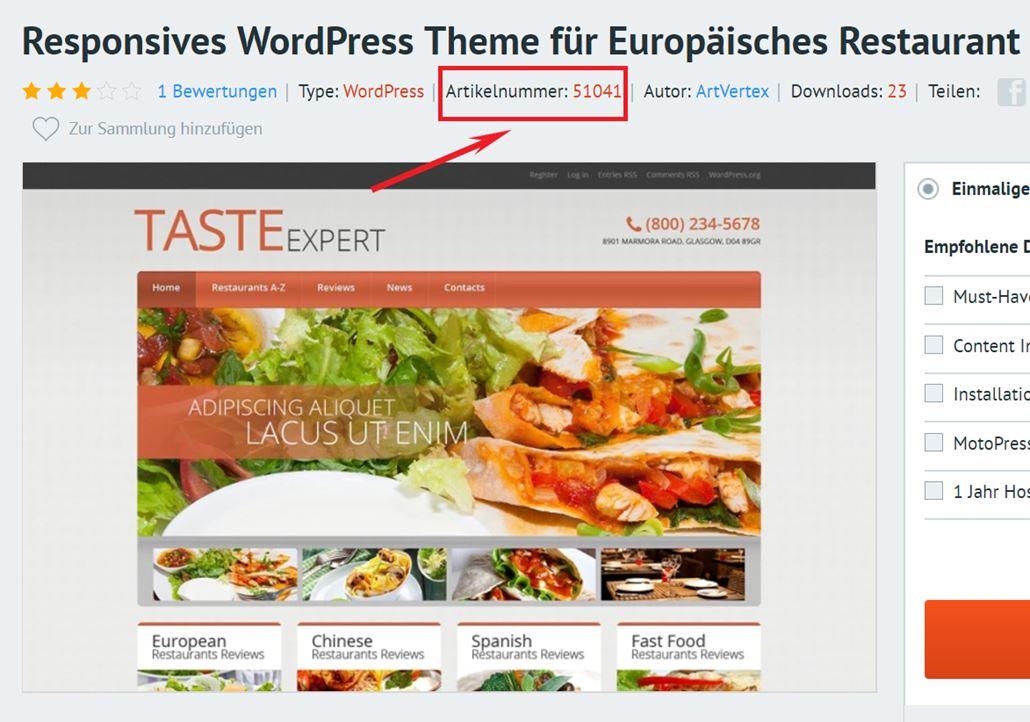 Gewinnspiel: WordPress Theme von TemplateMonster gewinnen!
