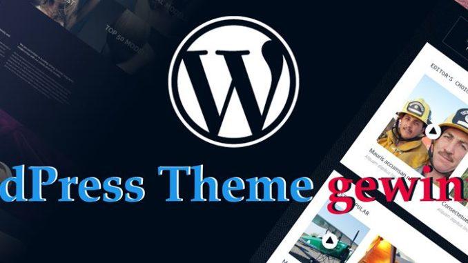 TemplateMonster Wordpress Theme