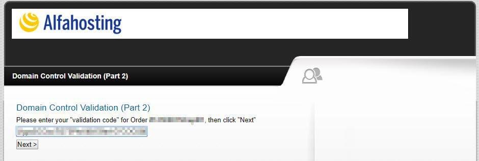 Wie Du bei Alfahosting dein Hosting Paket & die Domain einrichtest