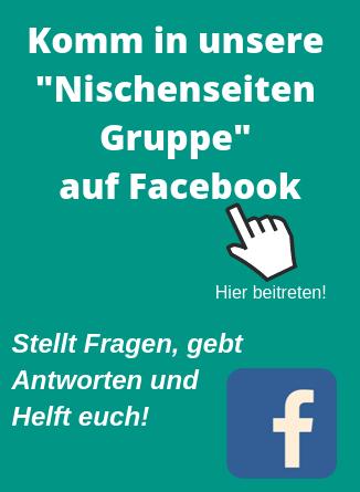 Nischenpresse Facebook Gruppe