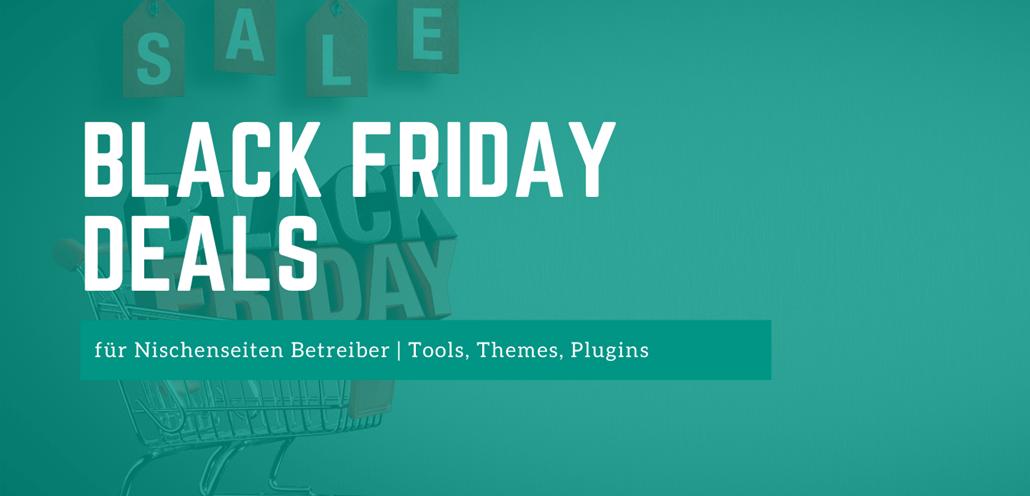 Black Friday Deals Nischenseiten - FB